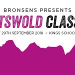 Bronsens Cotswold Classic 2018 Change of Date and Entries are Open